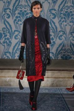 303e2efe6d6c 24 Best Layering Effect - Fall 2013 Runway Looks images