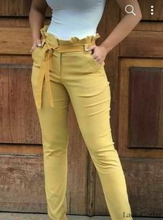 27 cute spring outfit ideas for teen girls 20 Related Business Casual Outfits, Professional Outfits, Classy Outfits, Stylish Outfits, Cute Spring Outfits, Cute Outfits, Fashion Pants, Fashion Dresses, Pants For Women