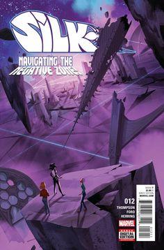 Silk #9 NM Marvel, 2016
