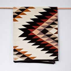 The Citizenry Estrellas Rug | Hand-dyed (using natural dyes) and woven in Peru by the Lurin Artisan Cooperative