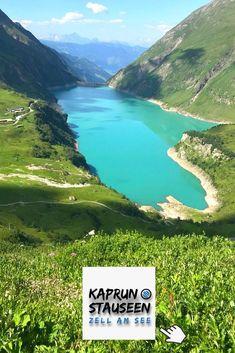 Entdecke das TOP #Ausflugsziel im #SalzburgerLand: die #Kaprun #Stauseen im #nationalpark #hohetauern ✔️️ Atemberaubende #Natur, maximaler #Ausflug in die Berge, leicht #wandern in #Österreich, auch für #kinder und #kinderwagen möglich ⭐ hier unsere Bilder, die komplette Beschreibung & alle Tipps für deinen #trip ✔️