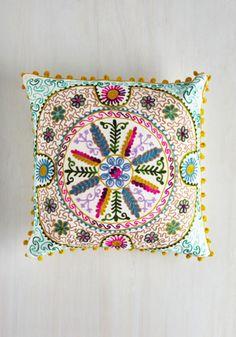 Boho Bo-Homey Pillow by Karma Living from ModCloth