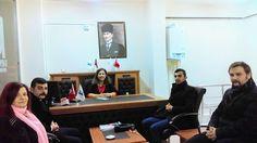 MHP'den Özdemir'e ziyaret