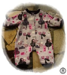 Puppenschlafanzug, Puppenjumper 2.0