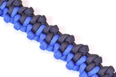 How to Make a Paracord Survival Bracelet with Buckle - The Zig Zip - Bor...
