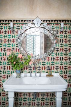 Make your tiny bathroom feel so much bigger.