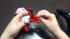 Manualidades y accesorios la hormiga. como hacer una flor en citas. vide...