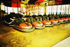I could drive a bumper car all day long and laugh my heart out:) Bump, bump and bump :)