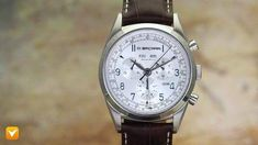 Di Bacarri Mens 2017 Day and Date Limited Edition #0 #1 Swiss Made Silver Dial