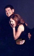 Robert Beltran and Kate Mulgrew