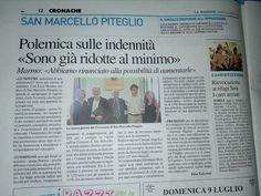 CAPITAN FUTURO: CARLO VIVARELLI Comunicato Stampa risposta articol...