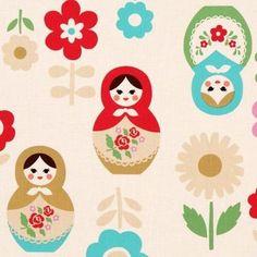 Babushka print