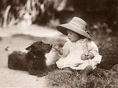 Kids and Dogs are Timeless