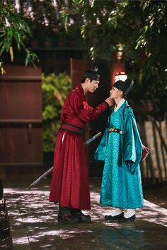 Moonlight drawn by clouds | Park BoGum &Yoo Jung