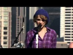Taylor Swift - Mean (Live)..for my grandaughter<3
