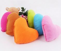 EWIN(R) 5 PCS Hearts Pet Dog Puppy Cute Neck Pillow Headrest Pad Toy Lovely Playing Pillow For Dog Cat Pet -- You can find more details by visiting the image link. (This is an affiliate link) #DogBedsandFurniture
