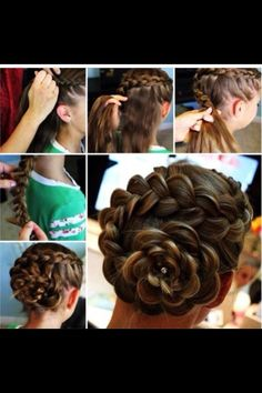 Easy,simple Hairstyles For School,or Any Occasion #Beauty #Trusper #Tip