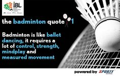 Badminton quote 1 The thought of sport is a procedure that emerges with the existence Badminton League, Badminton Games, Earn Money Online, Earning Money, Badminton Photos, Life Lyrics, Just A Game, Great Videos, Kids Sports