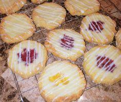 Grain Free, Gluten Free, Sugar Free Mini Cheese Danish Pastries | Cut The Wheat
