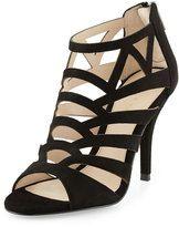 Pelle Moda Elham Evening Sandal, Black
