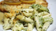 Broccoli and Cheddar Mac 'n Cheese