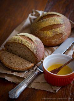 Minha receita do Pão Australiano. Sim, aquele do Outback ;)   Sabor Sonoro :: Receitas, sabores e outras viagens