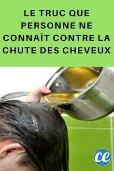 The thing that nobody knows about hair loss.- Le Truc Que Personne ne Connaît Contre la Chute des Cheveux. The thing that nobody knows about hair loss. Oil For Hair Loss, Stop Hair Loss, Postpartum Hair Loss, Nagellack Trends, Hair Loss Shampoo, Hair Loss Women, Hair Loss Remedies, Hair Loss Treatment, Belleza Natural