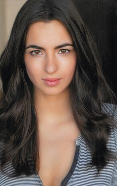 Alanna Masterson as Tara Chambler from walking dead... Love her