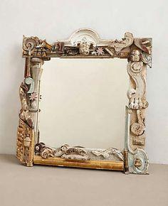 Frame made of old frames