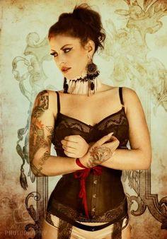 Louella Deville.