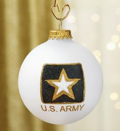 ARMED FORCE ORNAMENT WITH STAND AIR FORCE-ARMY-COAST GUARD-MARINES-NAVY