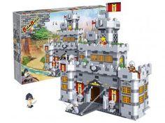 Castelo Medieval 988 Peças - BanBao