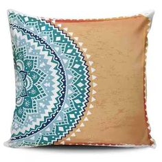 Cojin Decorativo Tayrona Store Mandala 52 - $ 43.900