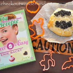 Sweet & Easy, Diy Food, Halloween Party Recipes, Scary Halloween, New Recipes, Good Ideas, Bakken