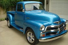 1954 Chevrolet 3100 Pick-up Truck