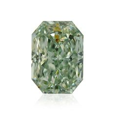 1.02 Carat Fancy Intense Green Loose Diamond Natural Color Radiant GIA Untreated