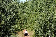 Round River Drive ATV Trail - Minnesota.  Love this trail!