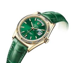 Rolex Expands its Palette: 5 New Rolex Day Date Watches in 5 New Colors.