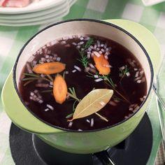 Bouillon pour fondue à la viande - Recettes - Cuisine et nutrition - Pratico Pratique
