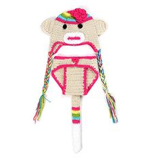 Elee Baby Monkey Photography Prop Costume Outfit Hat & Diaper Cover (#1Pink) Elee http://www.amazon.com/dp/B00NJTXDLM/ref=cm_sw_r_pi_dp_oA1uub0V1778D
