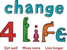Life style change...