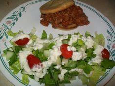 Ranch Dressing- Dairy Free  http://sandisallergyfreerecipes.net/2013/04/09/ranch-dressing-dairy-free/