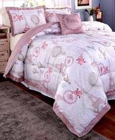 Kids Twin Bed Bedding Set Princess Girls Pink Disney Toddler Dream Factory  New | Pinterest | Princess Girl, Twin Beds And Bedding Sets