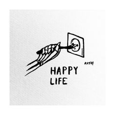 """""""Happy life"""" by @kazisvet_  #blackworknow if you would like to be featured  If you want to support…"""""""