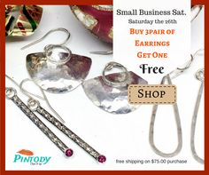 Small Business Saturday's Offer. Don't Miss this