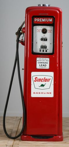 vintage+gas+pumps | 506: Vintage gas pump by Southwest Pump Company