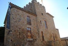 Castillo de Benedormiens. Gerona