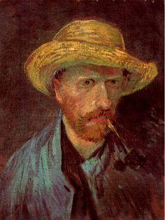 Van Gogh's self.