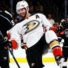 Ryan Kesler. Anaheim Ducks.