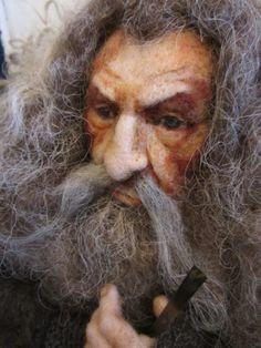 Gandalf by Birgitte Krag Hansen - the best!